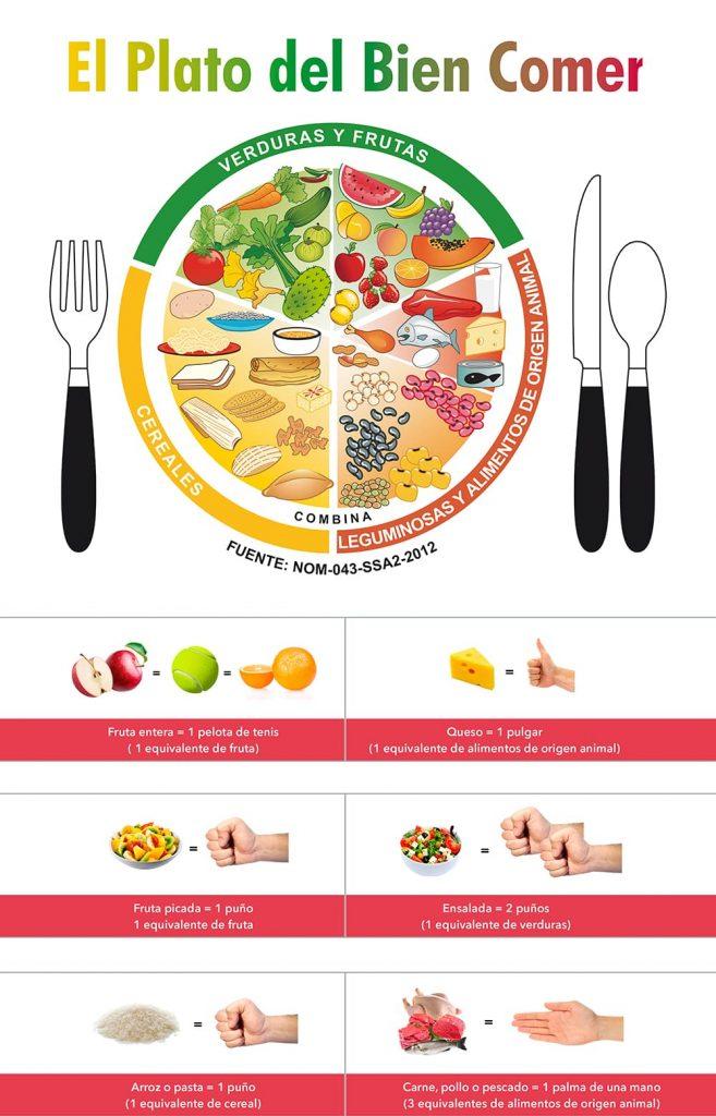 pdf del plato del bien comer para descargar