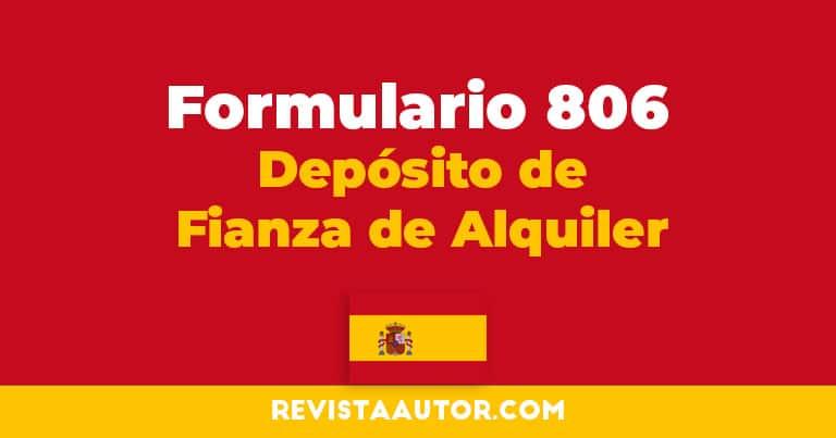Como Presentar el Formulario 806 Para Depósito de Fianza