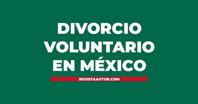 como hacer un divorcio voluntario